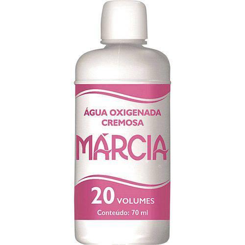 Agua Oxigenada Marcia 20 Vol Cremosa 70 Ml