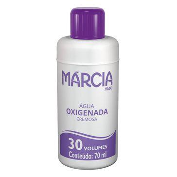 Agua Oxigenada Márcia 30 Volumes 70ml