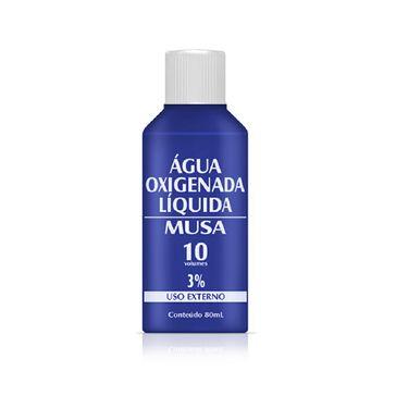 Água Oxigenada Musa 10 Volumes 80ml
