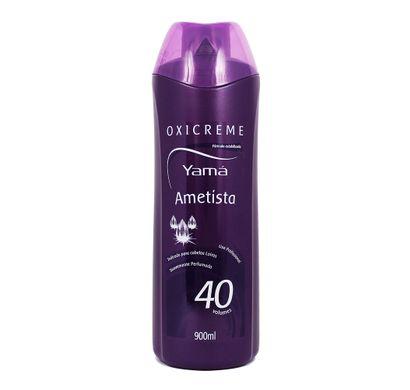 Água Oxigenada Oxicreme Ametista 40 Volumes 900ml - Yamá