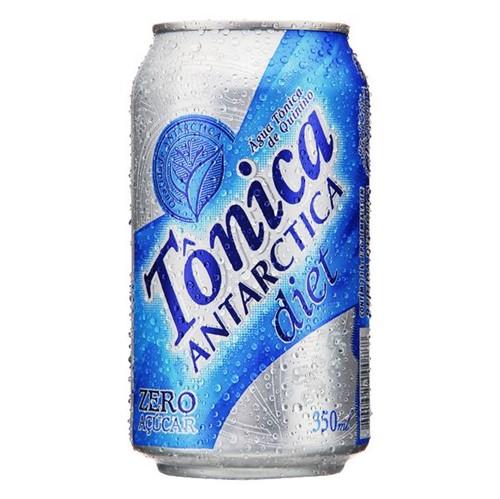 Agua Tonica Antarctica 350ml Lata Diet