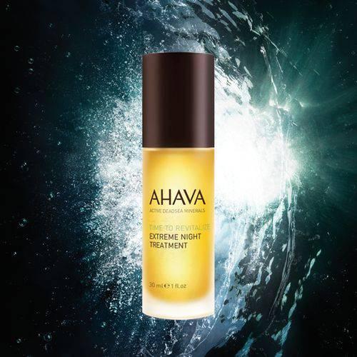 Ahava Extream Night Treatment With Mineral 50 Ml - Tratamento Extremo Noturno - Mar Morto