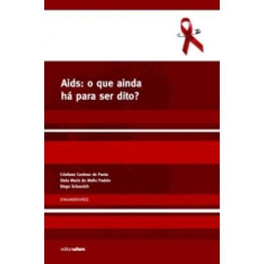 Aids o que Ainda Ha para Ser Dito - Ufsm