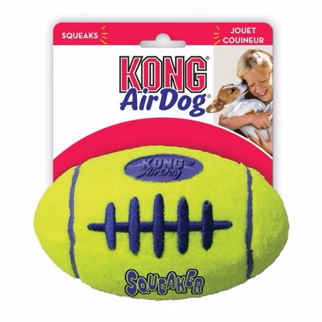 Air Dog Squeaker Fooball ASFB1 - Kong