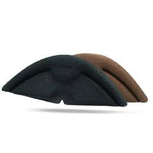Ajuste de Calcanhar Unissex Doctor Shoes 040123-Preto-ÚNICO