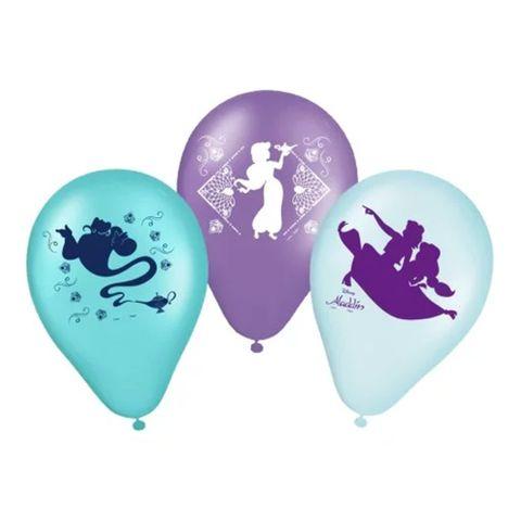 Aladdin Balão Tamanho 9 C/25 - Regina