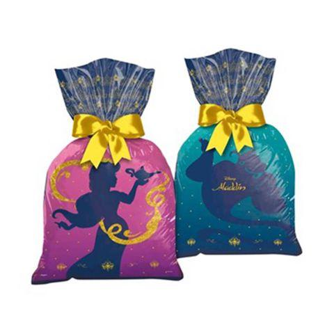 Aladdin Sacola Surpresa Plástica C/8 - Regina