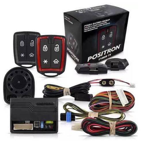 Alarme Automotivo Cyber Tx290- Positron