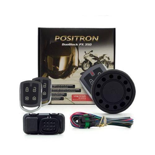 Alarme Moto Universal Positron Duoblock Px 350 Presença
