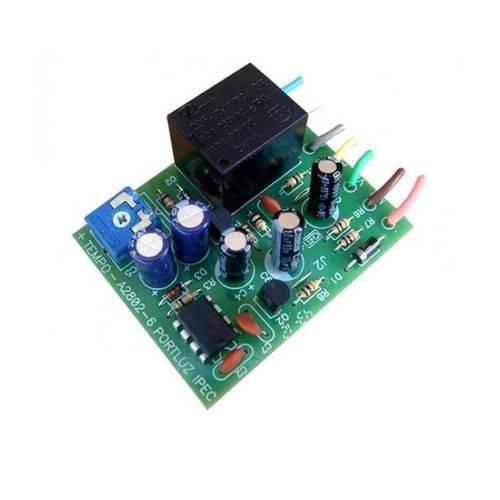 Alarme Port-Luz Modulo Temporizador Universal A2802-6