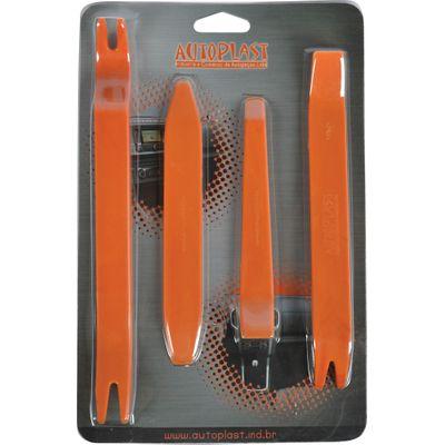 Alavanca de Remoção P/Kit Multimídia/Paineis/Molduras (Autoplast) 4 Pçs 61600.01 (AP716)