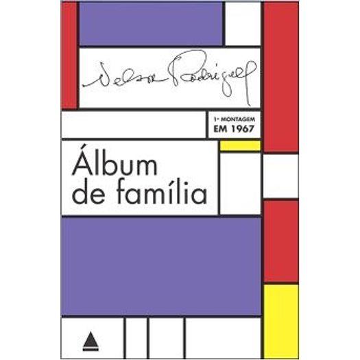 Album de Familia - Ed 100 Anos - Nova Fronteira