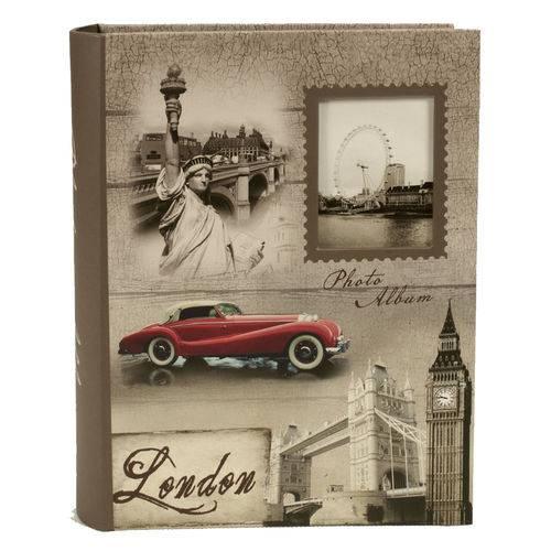Album Fotografico Londres Viagem P/ 200 Fotos 10x15