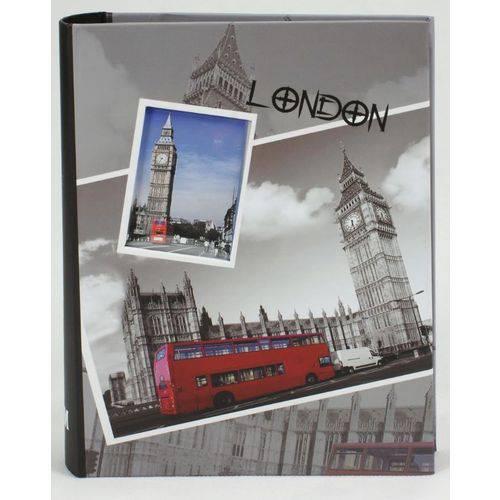 Álbum Fotografico Londres Viagem P/ 200 Fotos 10x15