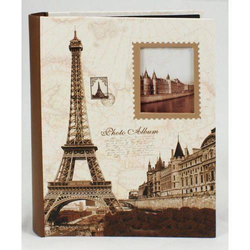Álbum Fotografico Paris Viagem P/ 200 Fotos 10x15