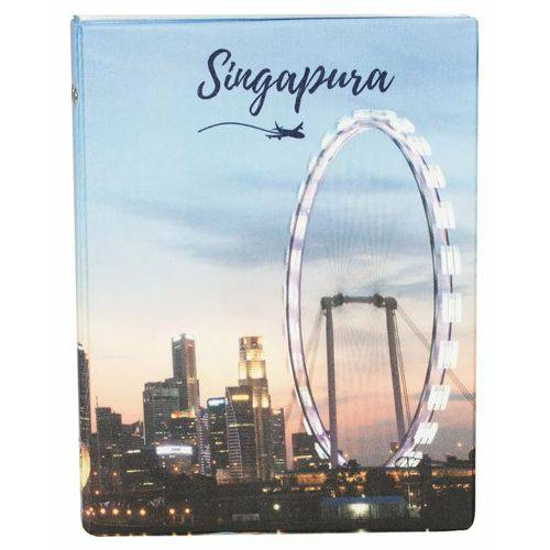 Álbum Fotografico Singapura Viagem P/ 200 Fotos 10x15