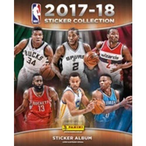 Album Nba 2017-18