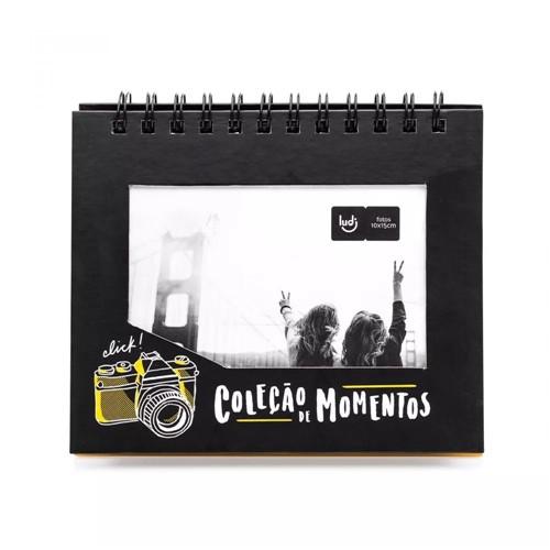 Álbum Porta Retrato Fotografia - Compre na Imagina só Presentes