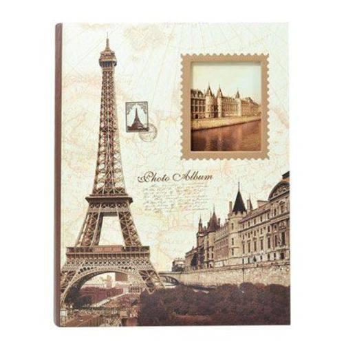 Album Torre Eiffel com Visor P/200 Fotos 10x15 Cm