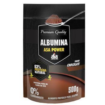 Albumina 83% Chocolate 500g - ASA Power