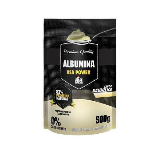 Albumina Asa Power 500g - Baunilha