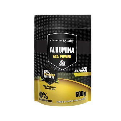 Albumina Asa Power 500g - Natural