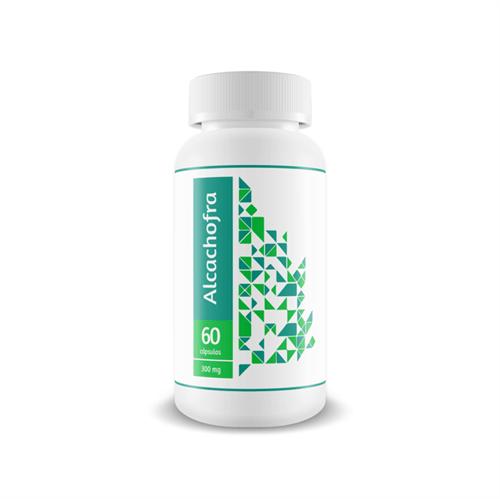 Alcachofra - 300 Mg 60 Cápsulas