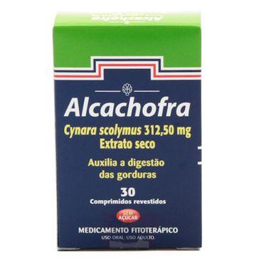 Alcachofra Aspen Pharma 30 Comprimidos