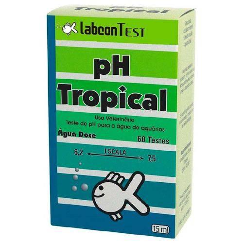 Alcon Ph Tropical Labco Test Aquário Água Doce 15ml