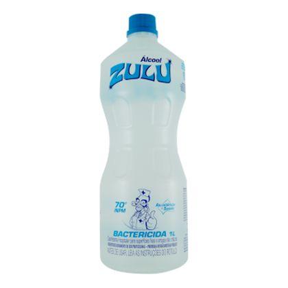 Álcool 70 Hospitalar Zulu 1 Litro