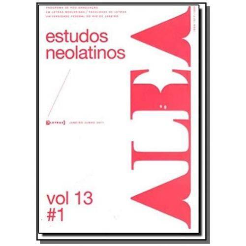 Alea - Estudos Neolatinos - Vol.13 - N.1