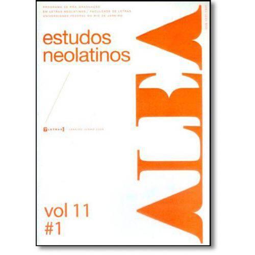 Alea - Estudos Neolatinos - Vol.11 - N.1