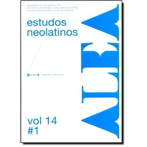 Alea - Estudos Neolatinos - Vol.14 - N.1