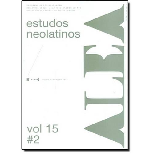 Alea: Estudos Neolatinos - Vol.15 - N.2