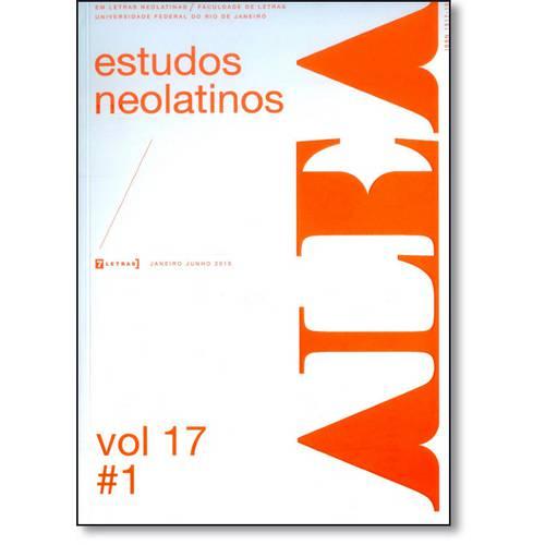 Alea: Estudos Neolatinos - Vol.17
