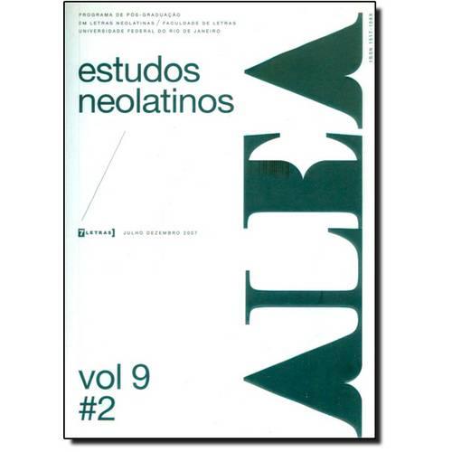 Alea - Estudos Neolatinos - Vol.9 - N.