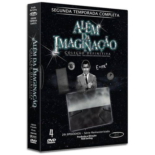 Alem da Imaginação Segunda Temporada 4 Discos