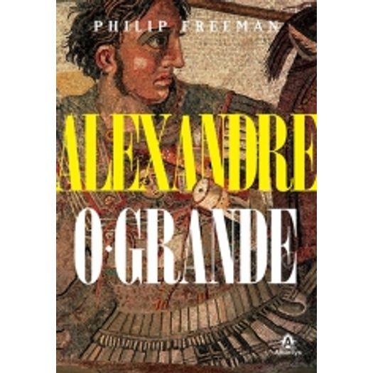 Alexandre o Grande - Manole