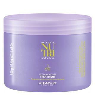 Alfaparf Nutri Seduction Ultra Moisture Treatment - Máscara Capilar 500g