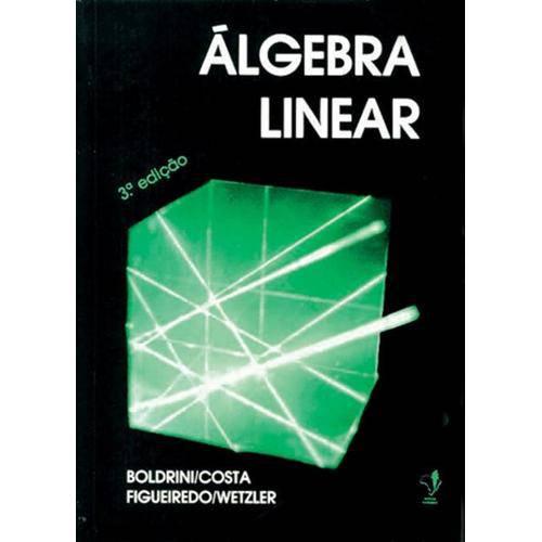Algebra Linear - 3º Ed