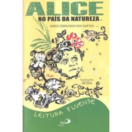 Alice no Pais da Natureza - Paulus