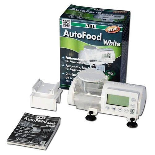 AlimentadorJBL Automático para Peixes Branco