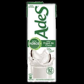 Alimento com Soja Ades Frapê de Coco 1l
