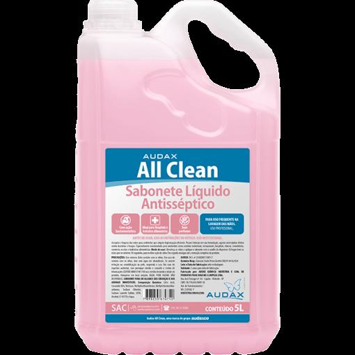 All Clean Sabonete Antisséptico - 5 Litros - AudaxCo