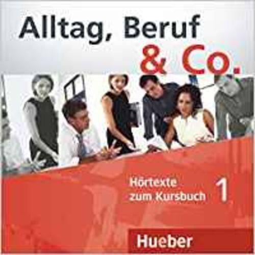 Alltag, Beruf & Co. 1 - Somente o Cd-Audio para Kb