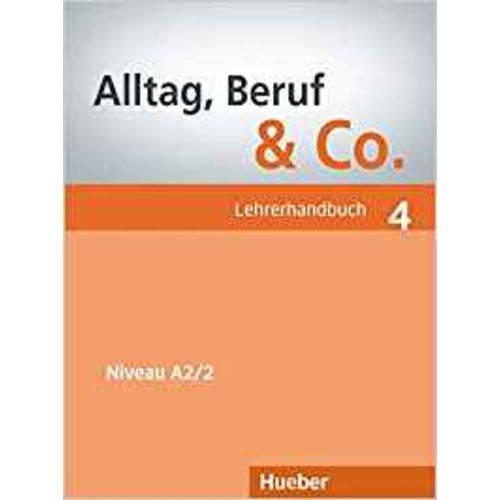 Alltag, Beruf & Co. 4 Livro do Professor