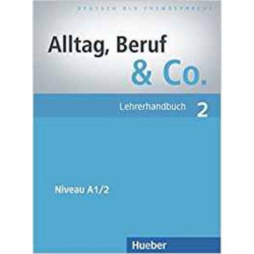 Alltag, Beruf & Co. 2 Livro do Professor