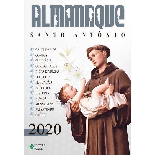 Almanaque Santo Antonio 2020 - Vozes