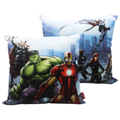Almofada 40x40 Avengers City