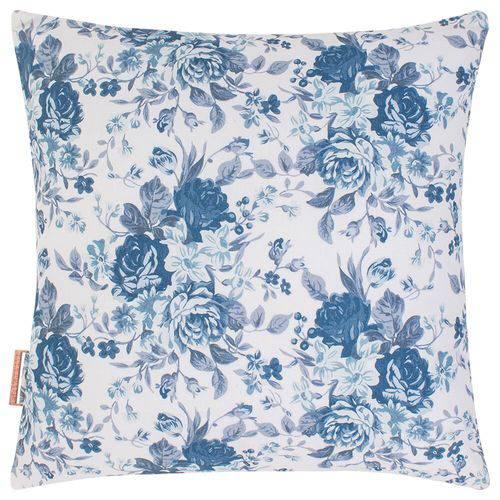 Almofada 50x50 Bleu Florale
